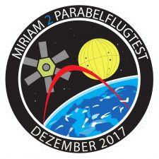 Mission Patch Parabelflug 2017