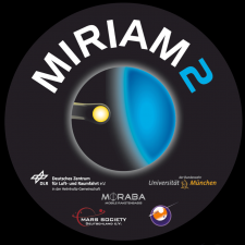 MIRIAM- Logo with the participating Institutions